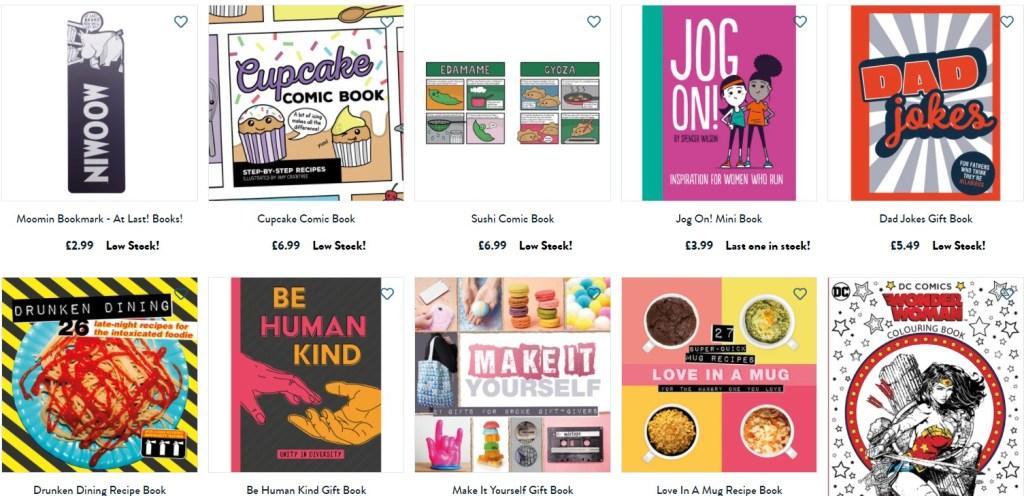 HalfMoonBay books dropshipping supplier