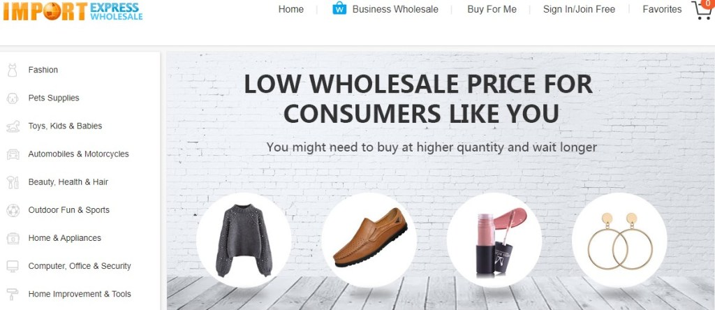 Import Express Chinese fashion clothing wholesalers with fast free worldwide shipping