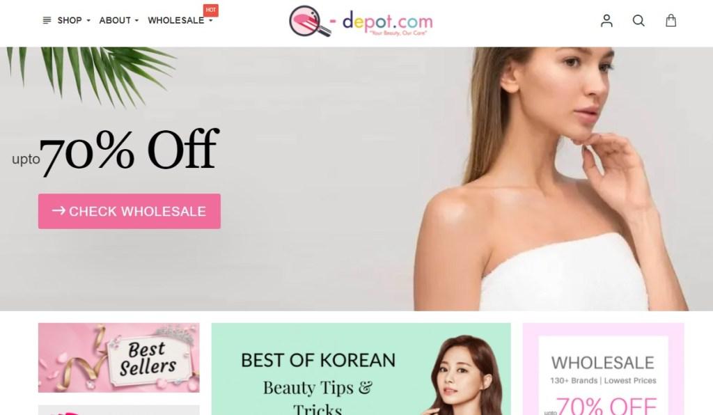 Q-Depot Asian wholesaler & wholesale distributor