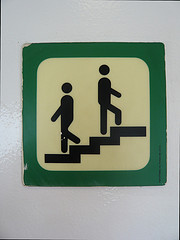 Breakup Staircase