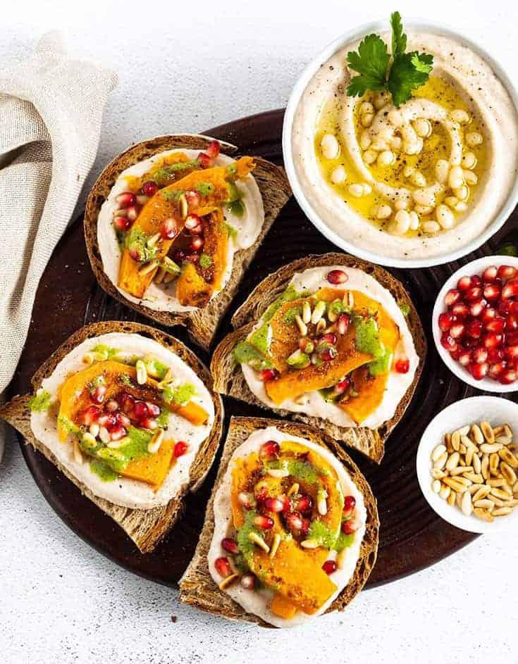 5+ Vegan Appetizers Recipes