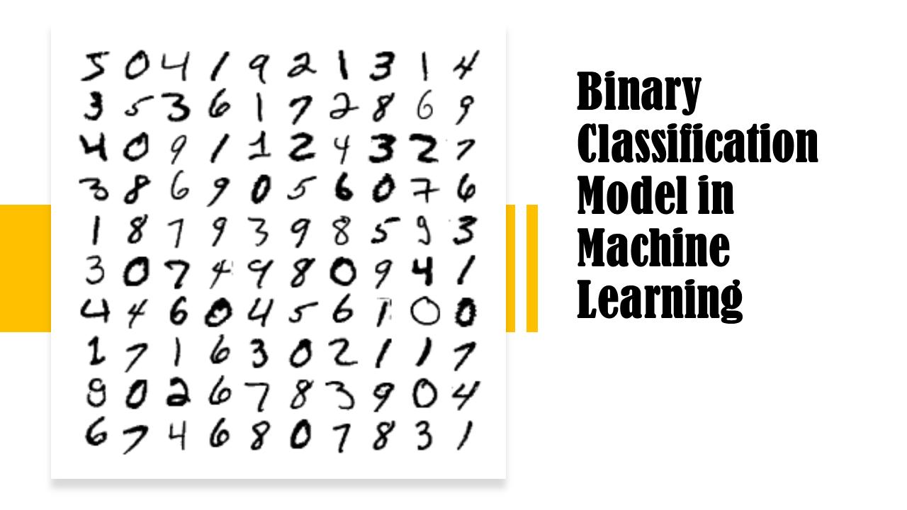Binary Classification Model | Data Science | Machine Learning | Python