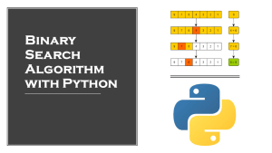 Binary Search Algorithm with Python