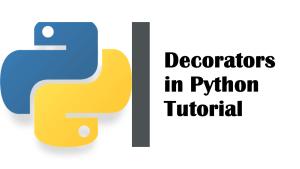Decorators in Python