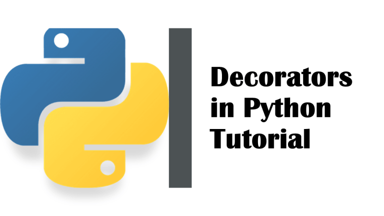Decorators in Python