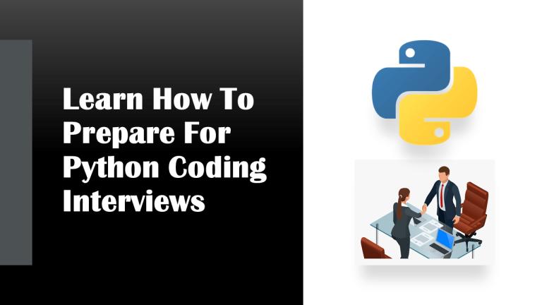 Python Coding Interview