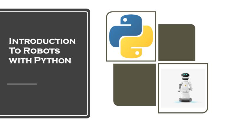Robots with Python