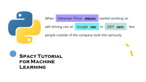 Spacy in Machine Learning