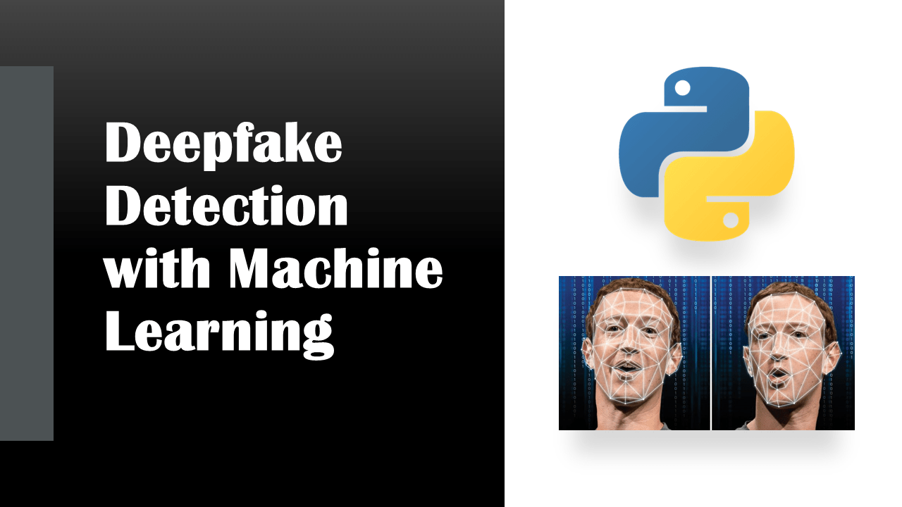 In this article, I will take you through Deepfake Detection with Python and Machine Learning. I recently wrote an article on what is Deepfake and how