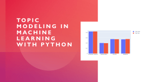 Topic Modeling with Python