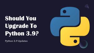 Python 3.9 Updates