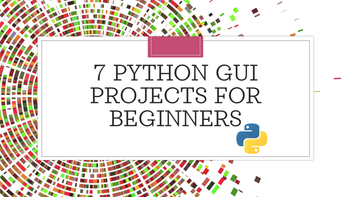 Python GUI Projects