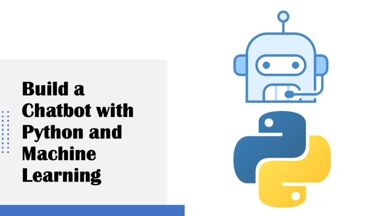 Chatbot with Python and Machine Learning