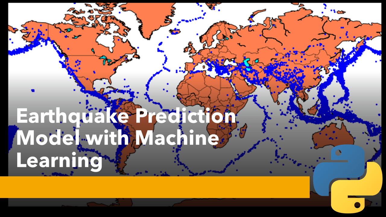 Earthquake Prediction with Machine Learning