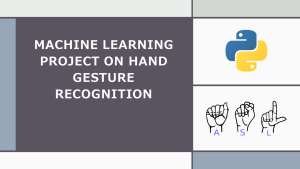 Hand Gesture Recognition with Python