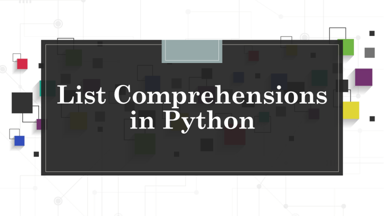 List Comprehensions in Python