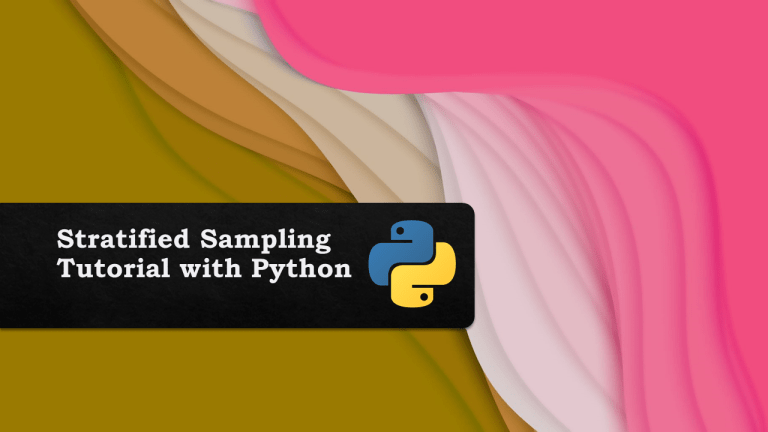 Stratified Sampling with Python
