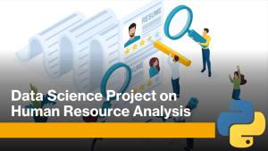 Human Resource Analysis with Python