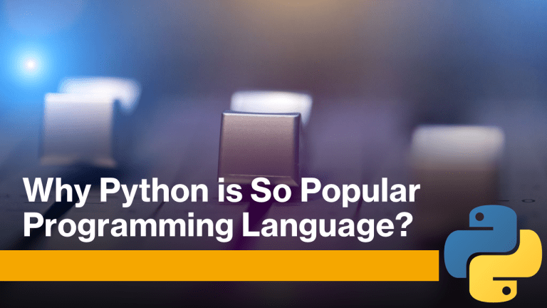 Why Python is So Popular?
