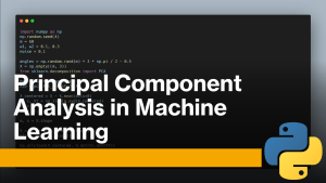 Principal Component Analysis in Machine Learning