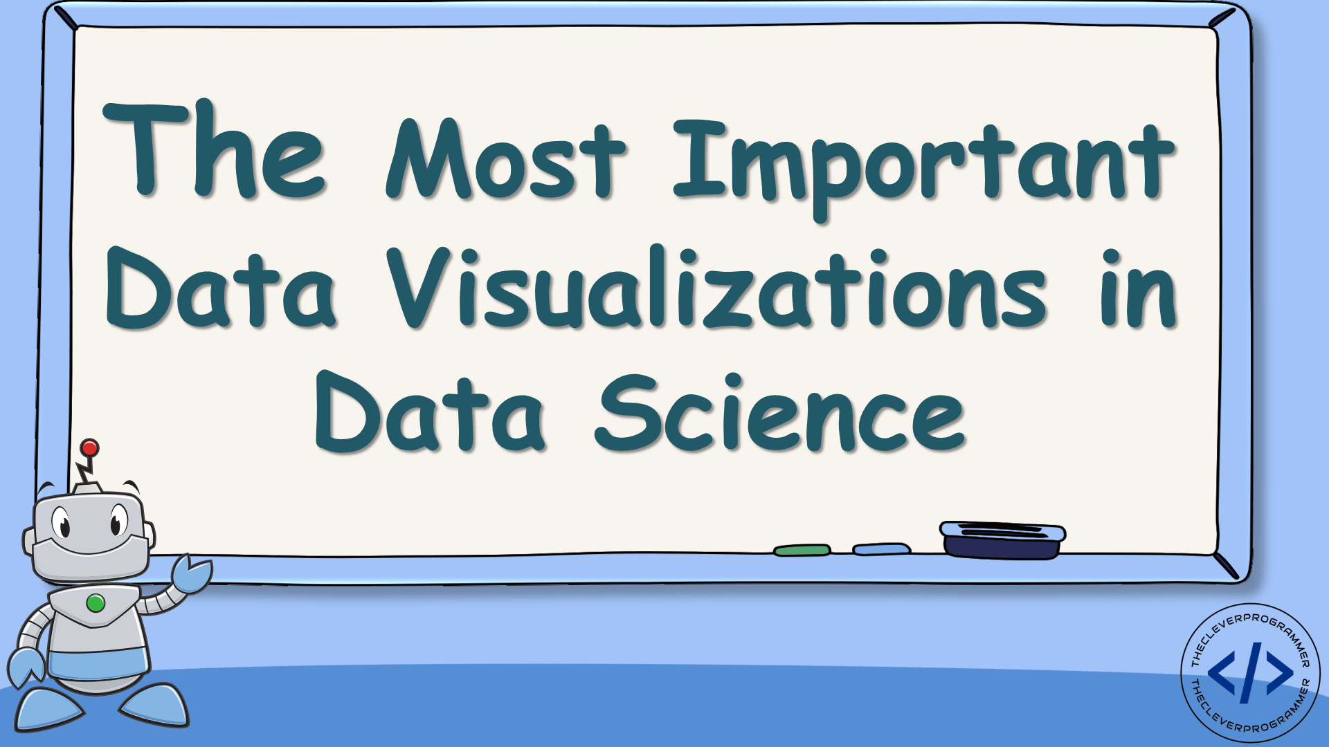 Most Important Data Visualizations in Data Science