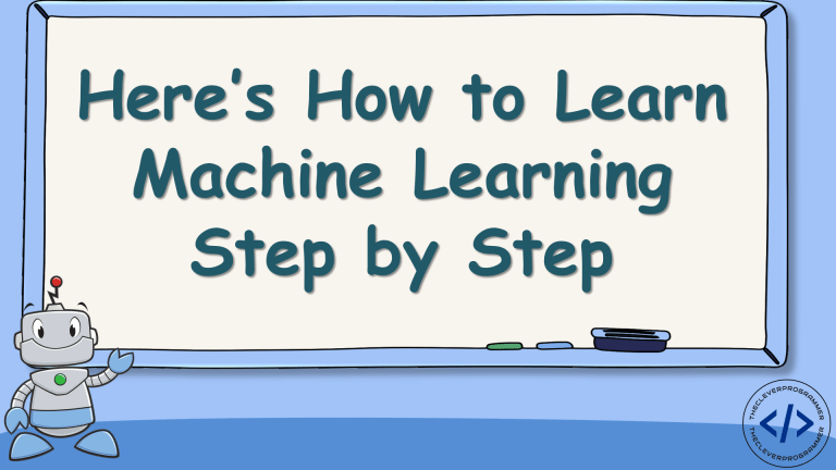 How to Learn Machine Learning?