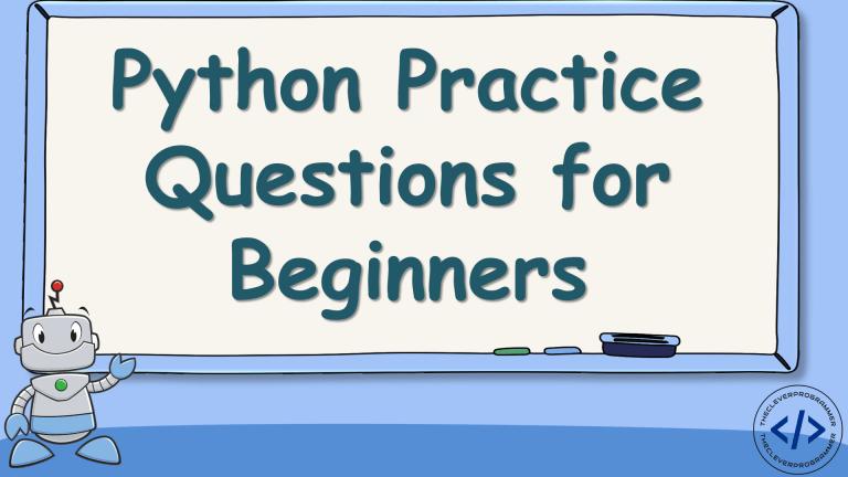 Python Practice Questions