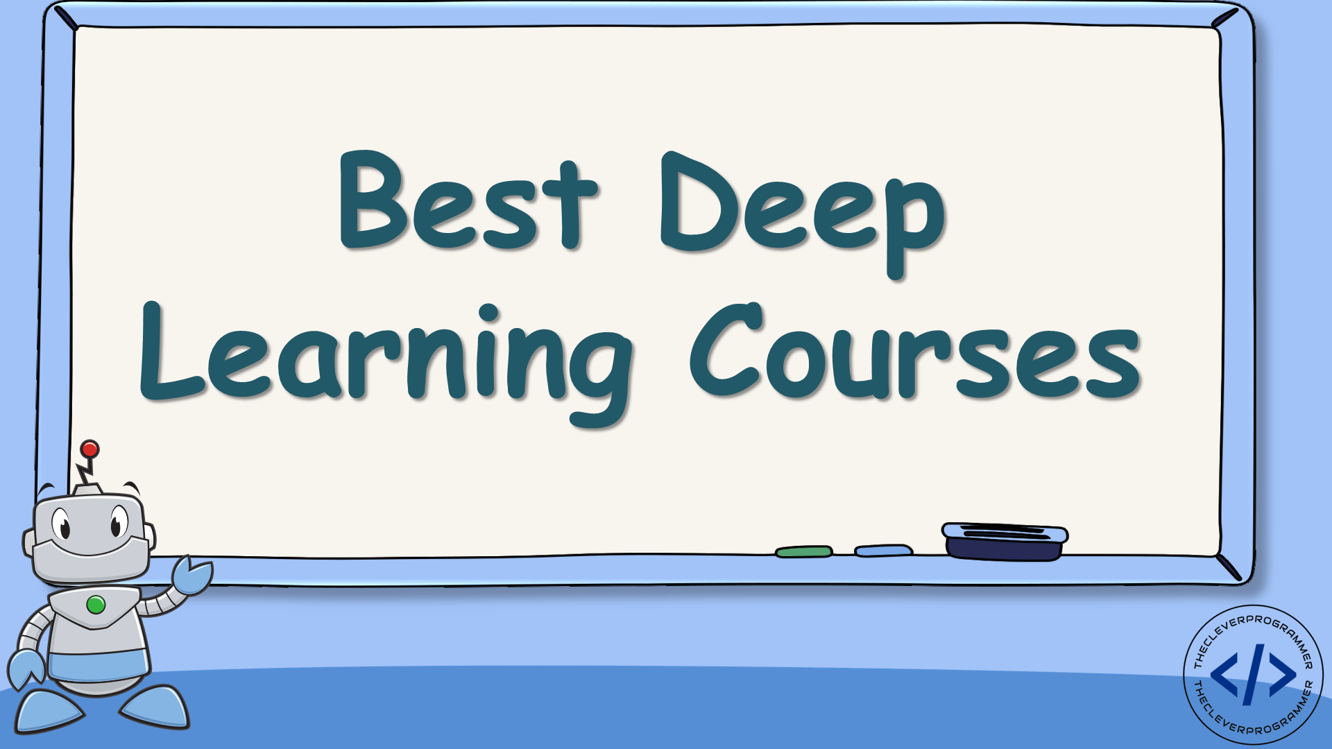 Best Deep Learning Courses