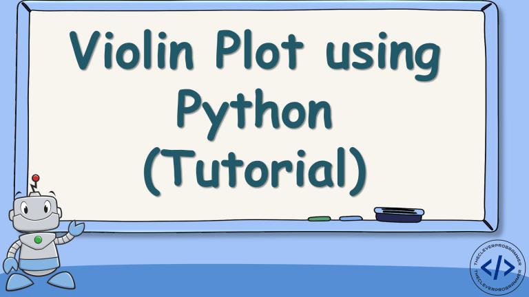 Violin Plot using Python