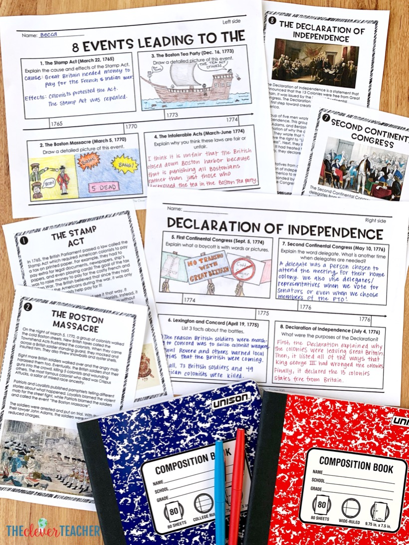 hight resolution of Patrick Henry Opinion Writing Lesson (Free)