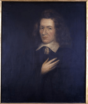 Josiah Winslow portrait - 13 colonies primary sources