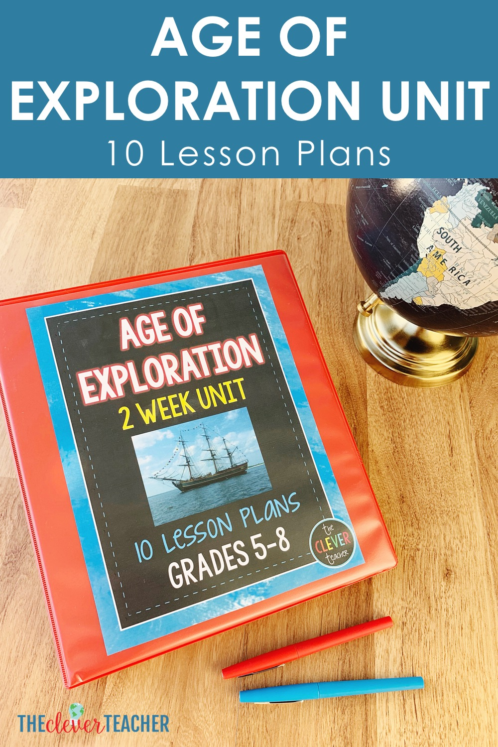 10 Interactive Age of Exploration Lesson Plans for Middle School [ 1500 x 1000 Pixel ]