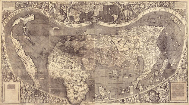 World Map (1507)