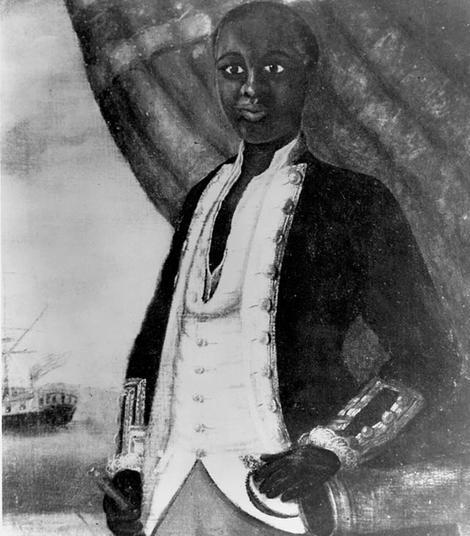 Portrait of a Black Revolutionary War Sailor