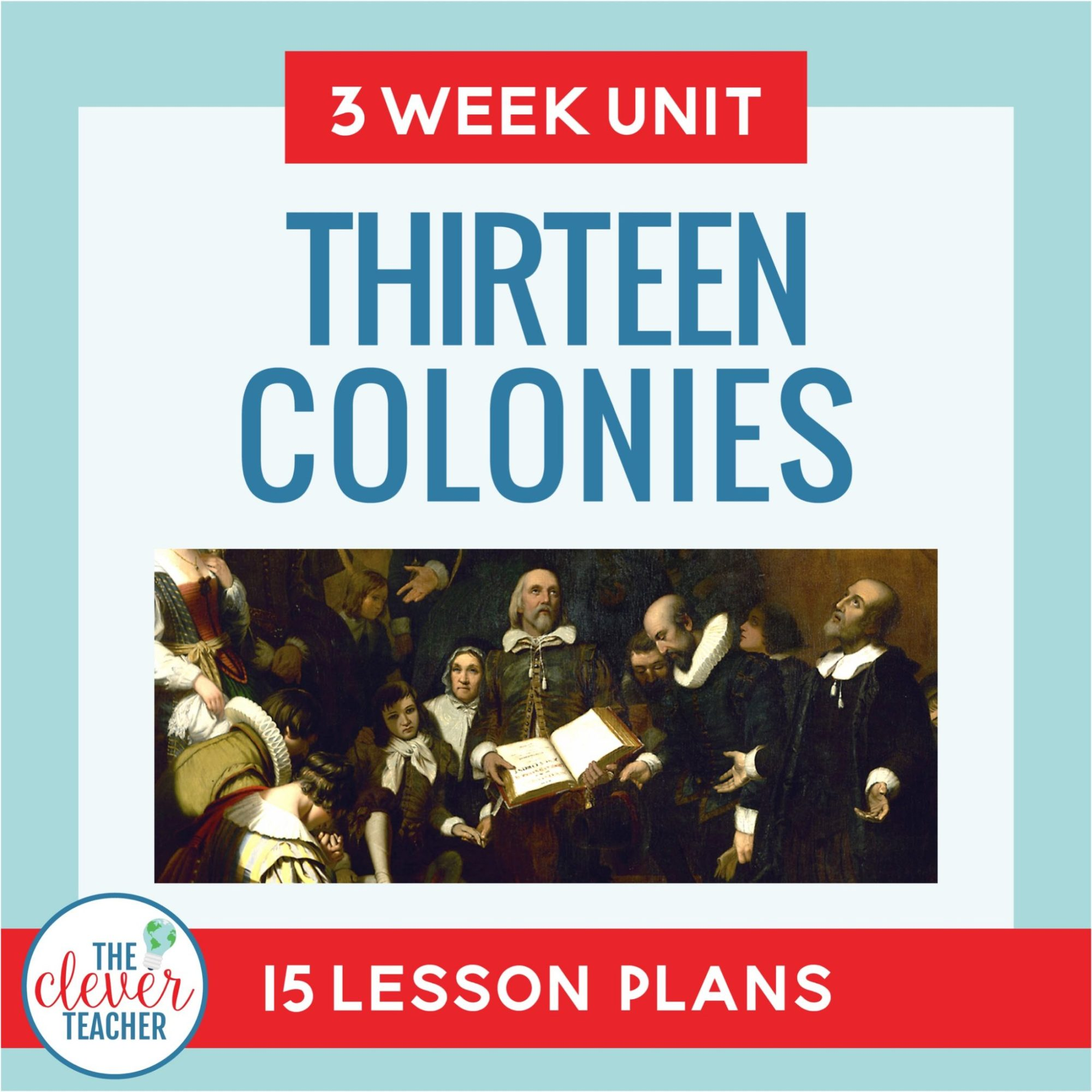 hight resolution of 13 Colonies: 3 Week Unit   Distance Learning   for Google Classroom   The  Clever Teacher