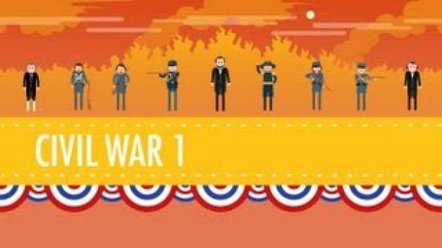 The Civil War, Part I: Crash Course US History