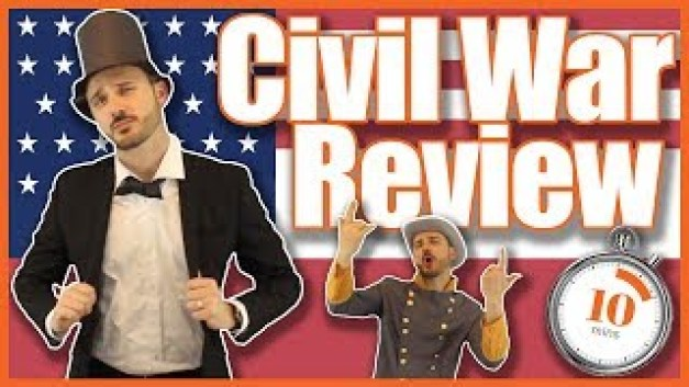Ultimate Civil War Review by Mr Betts' Class