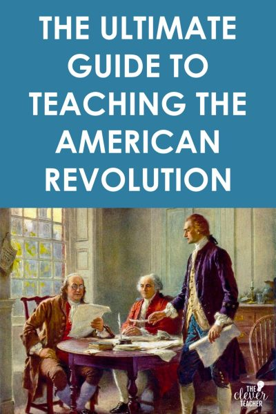Ultimate Guide American Revolution