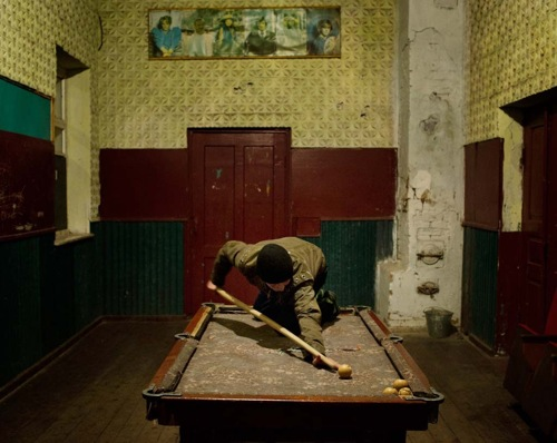 Photaumnales 2012 : Guillaume Herbaut