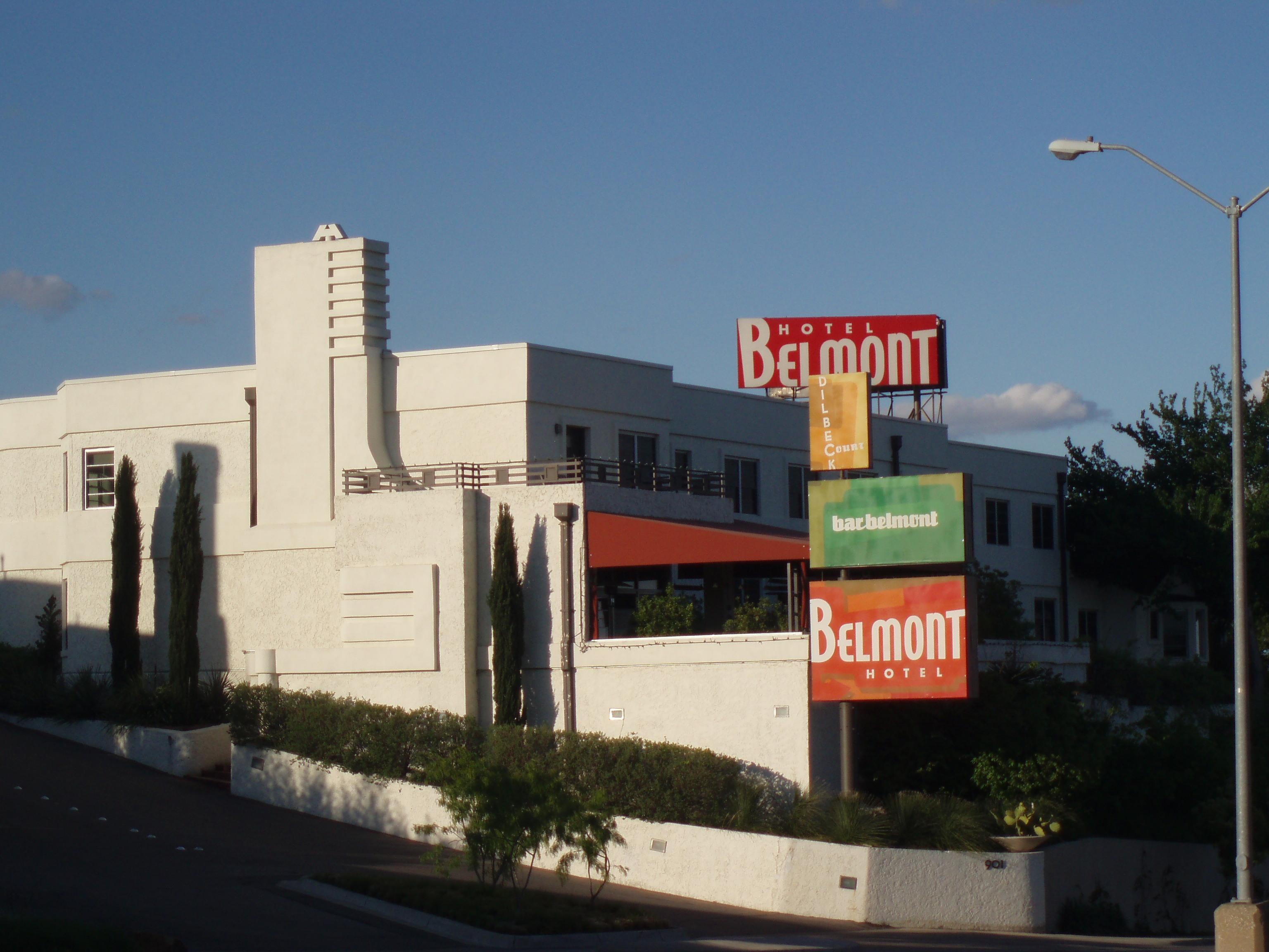 The Belmont Hotel