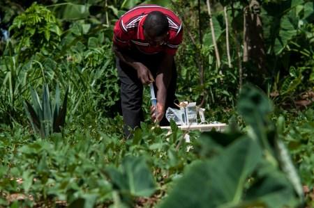 climate smart soils in western kenya