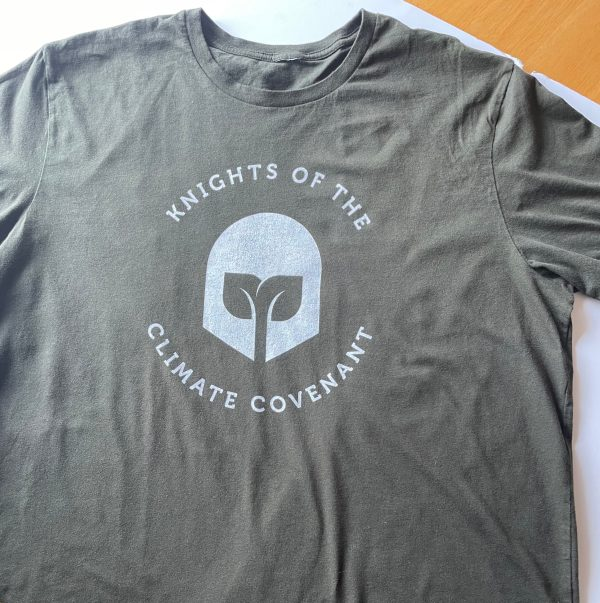 Knights of the Climate Covenant T-Shirt