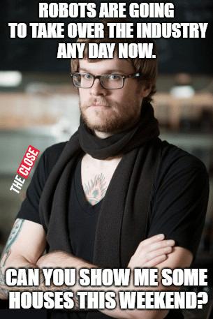 77 real estate memes