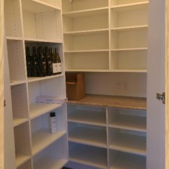 Kitchen Pantry Shelving Systems Color Cabinets Organizer The Closet Company Wisconsin