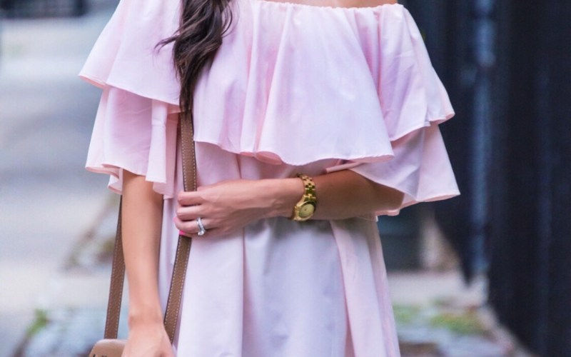 10 Off the Shoulder Tops You Need This Season