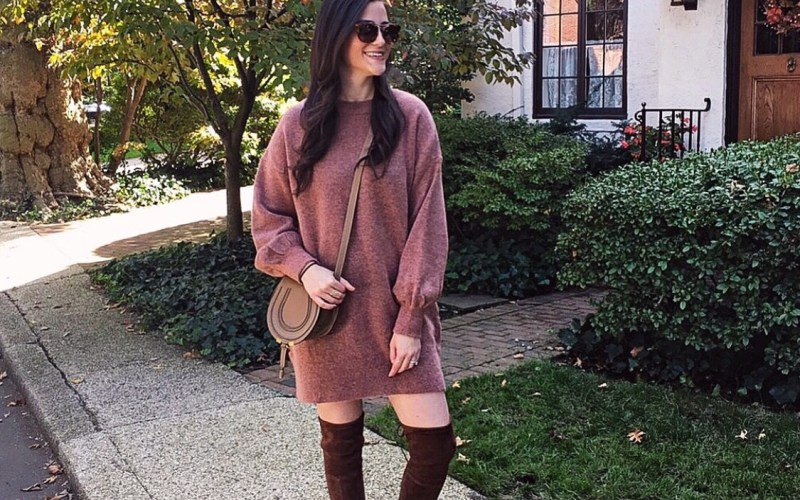 10 Most Popular Over The Knee Boots This Fall