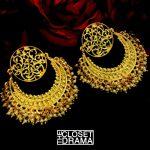 Tina Dutta Chand Earrings