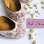 Winter blossom white Juttis
