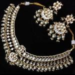 Rukhsana Kundan necklace set