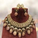 Rosemary Kundan Necklace set